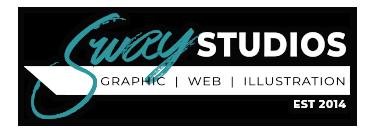 sway studios logo white