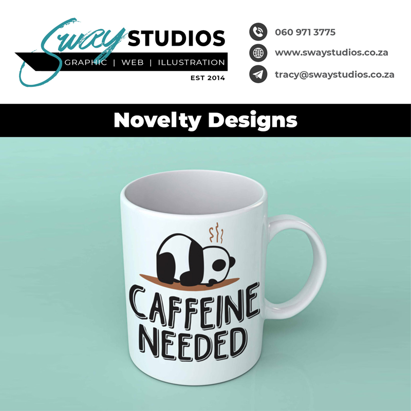novelty graphic design at sway studios
