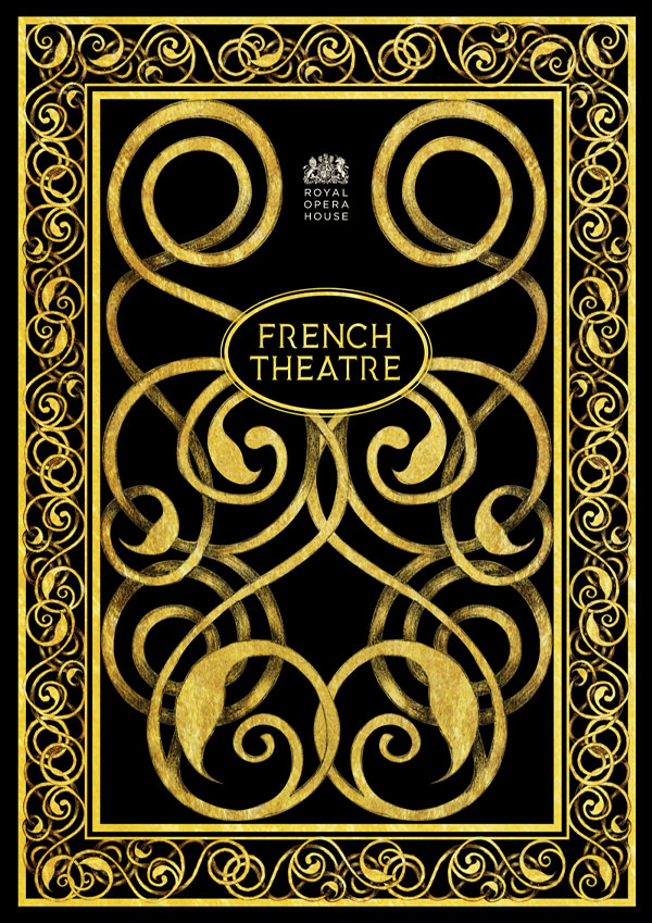 the royal opera house custom box design for french theatre by Tracy Marais