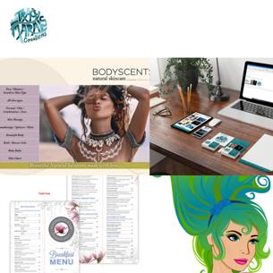Tracy Marais Portfolio website